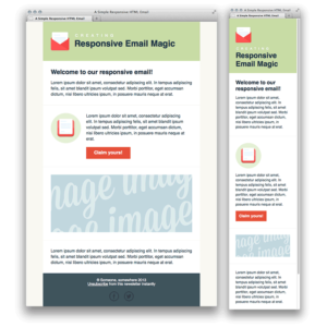 DigitalWerks Innovations » 1 Email - PSD to HTML Coding » September 26, 2021